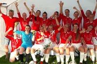 Advendo'57 VR1 pakt toernooiwinst in Arnemuiden!!