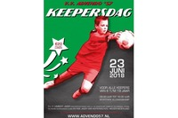 Zaterdag 23 juni Keepersdag bij Advendo'57!