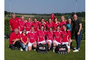 Eerste speeldag dames Maastricht Trophy