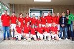 Oranje Wit VR1 - Advendo '57 VR1: 2-2