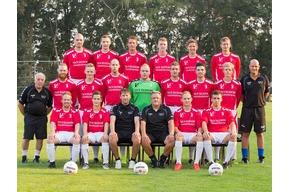 Nieuwe elftal foto's presentatiegids & website  - Jeugd Maandag 24/6 - Senioren Dinsdag 2/7